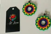 Load image into Gallery viewer, Flor de Campo Earrings