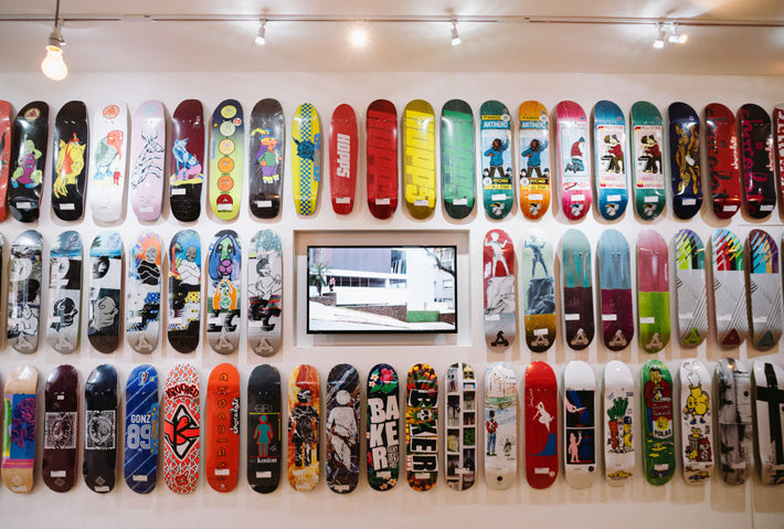 Beginners guide to buying your first skateboard – Slam City