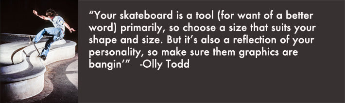 d91529e30330 Beginners guide to buying your first skateboard – Slam City Skates