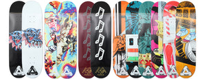 Palace Fall 19 Boards
