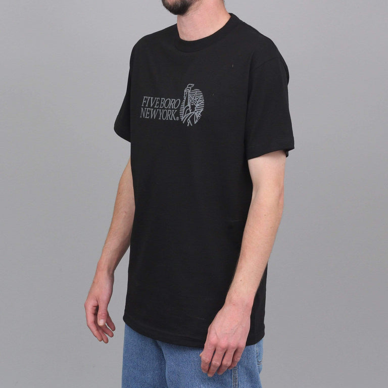 5Boro Still Standing T-Shirt Black