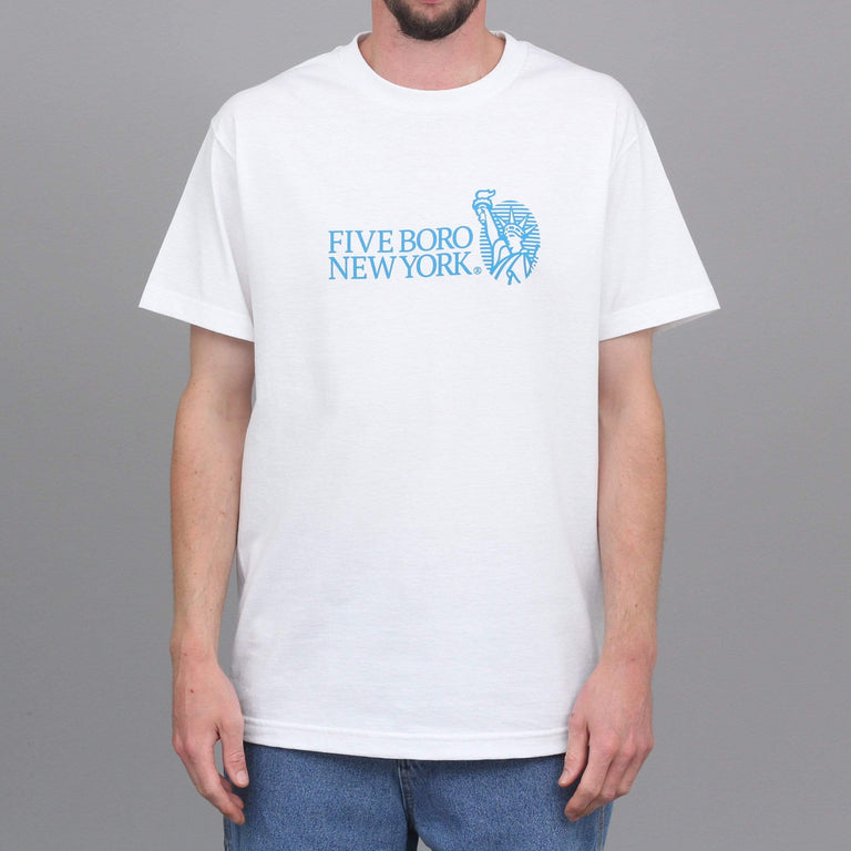 5Boro Still Standing T-Shirt White