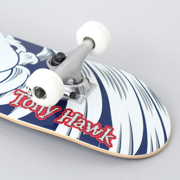 Birdhouse 7.38 Stage 1 Falcon 6 Mini Complete Skateboard Blue