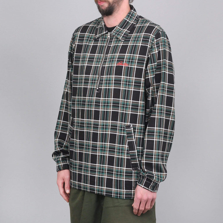 Butter Goods Ranger Plaid Pullover Jacket Multi