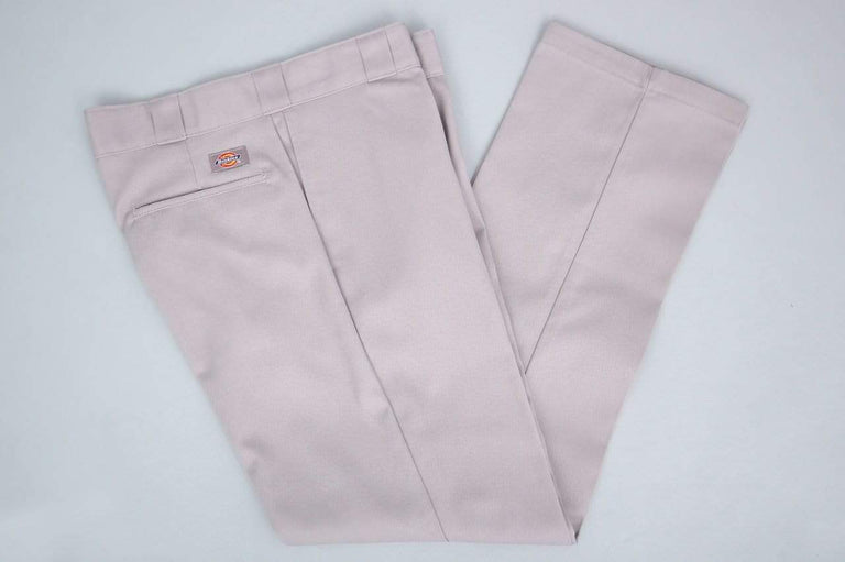 Dickies Original Fit 874 Work Pant Silver Grey