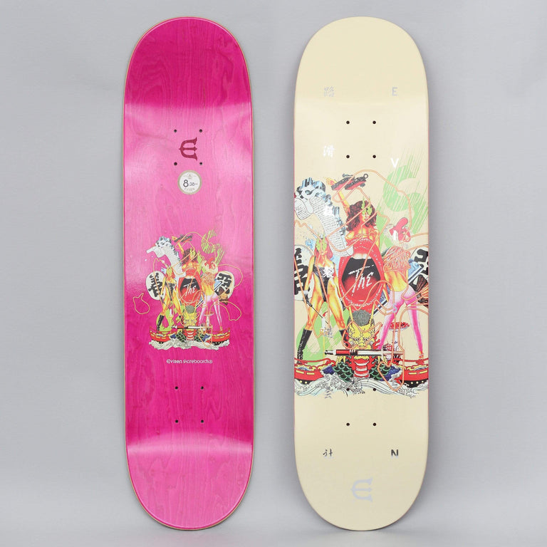 Evisen 8.38 Nasty Skateboard Deck
