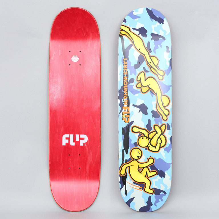 Flip 8.25 Mountain Summersault Skateboard Deck