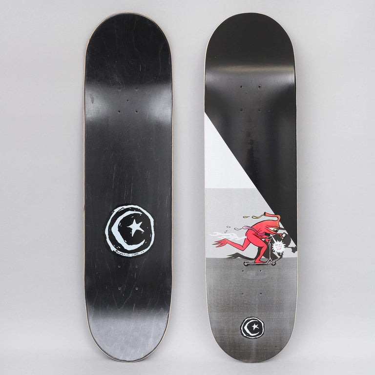 Foundation 8.25 Templeton Push Skateboard Deck