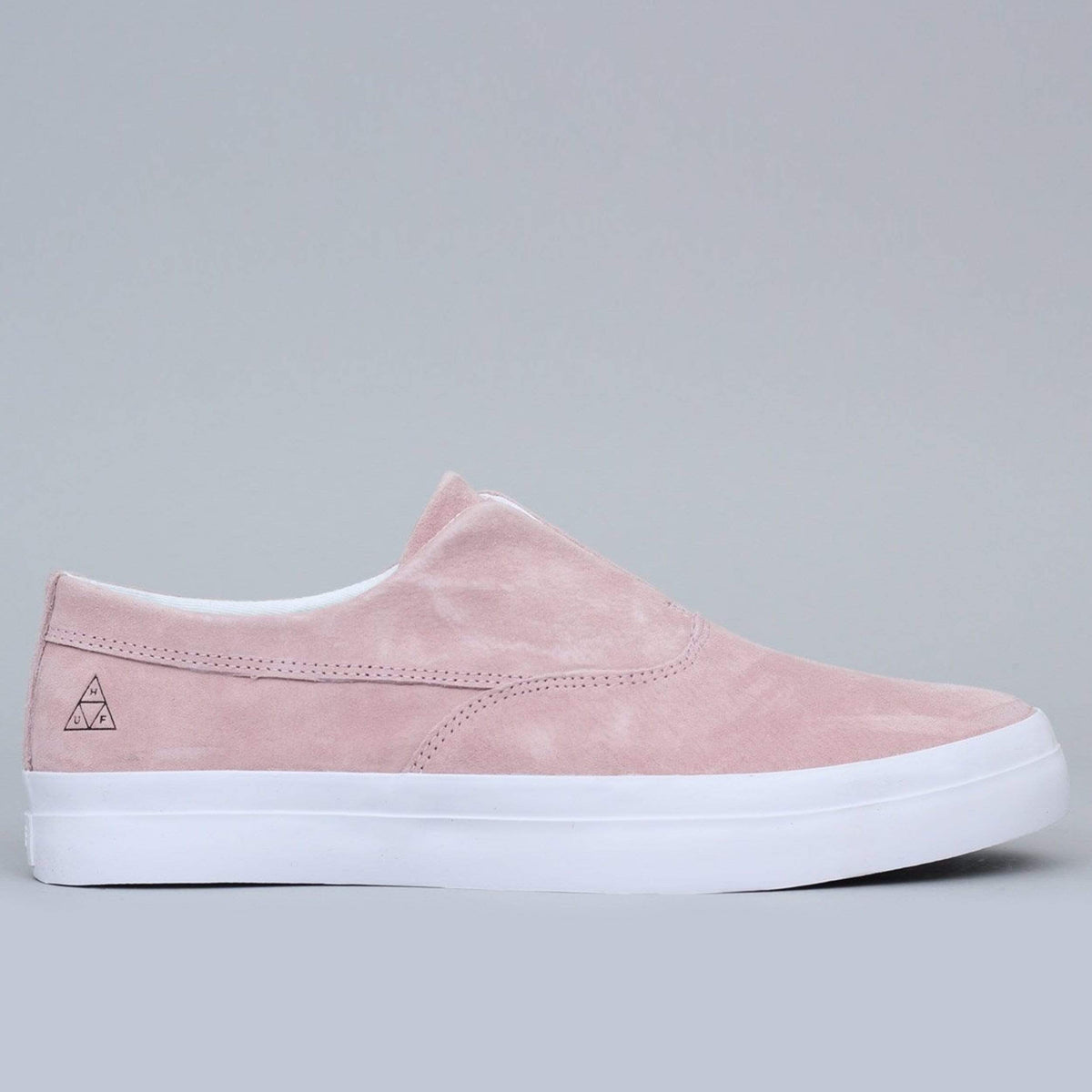 HUF Dylan Slip On Shoes Pink from Slam