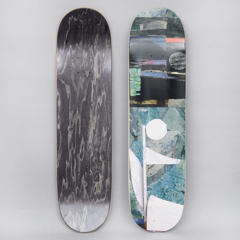 Isle 8 Jensen Sculpture Series Skateboard Deck