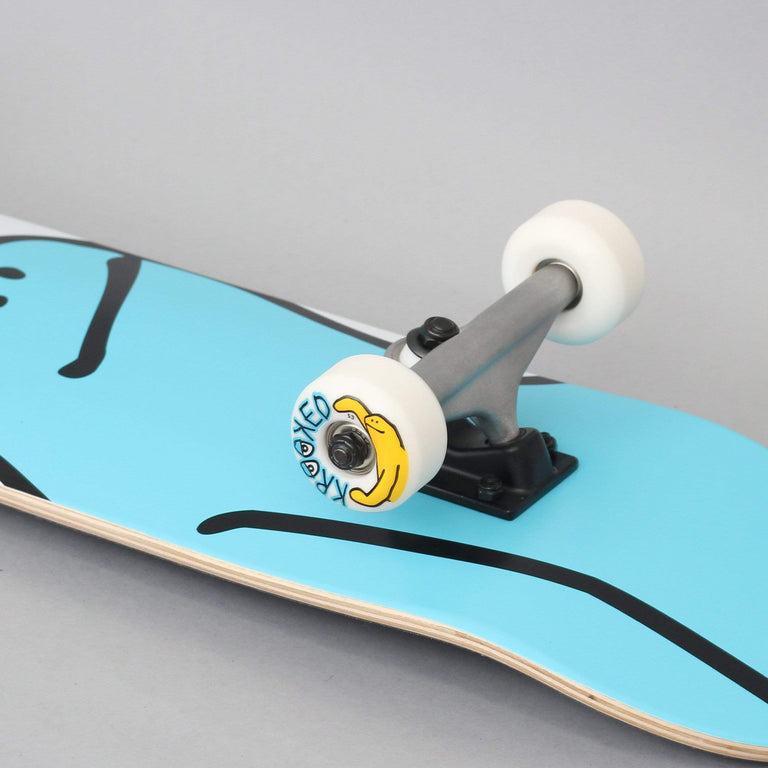 Krooked 7.75 Team Shmoo Complete Skateboard Blue