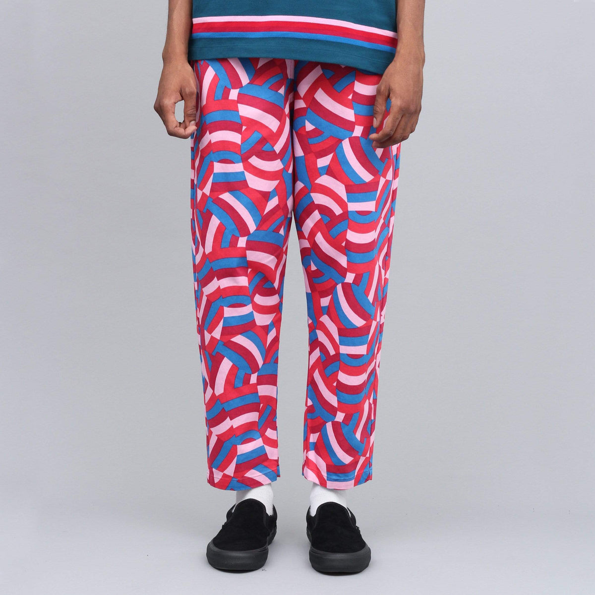 vantaggio Sindaco scansione  Nike SB X Parra QS Pants Gym Red / Pink Rise / Military Blue – Slam City  Skates