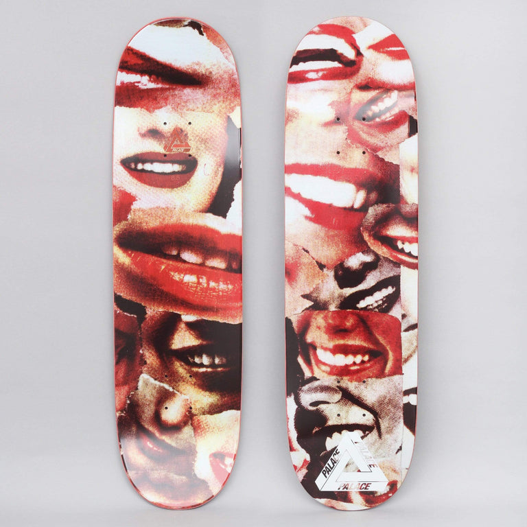 Palace 8.5 John & Molly Mouf Skateboard Deck
