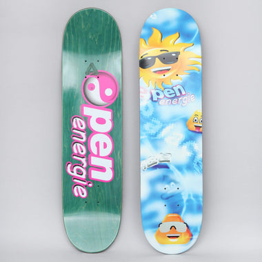 Palace 8 Open Energy Skateboard Deck