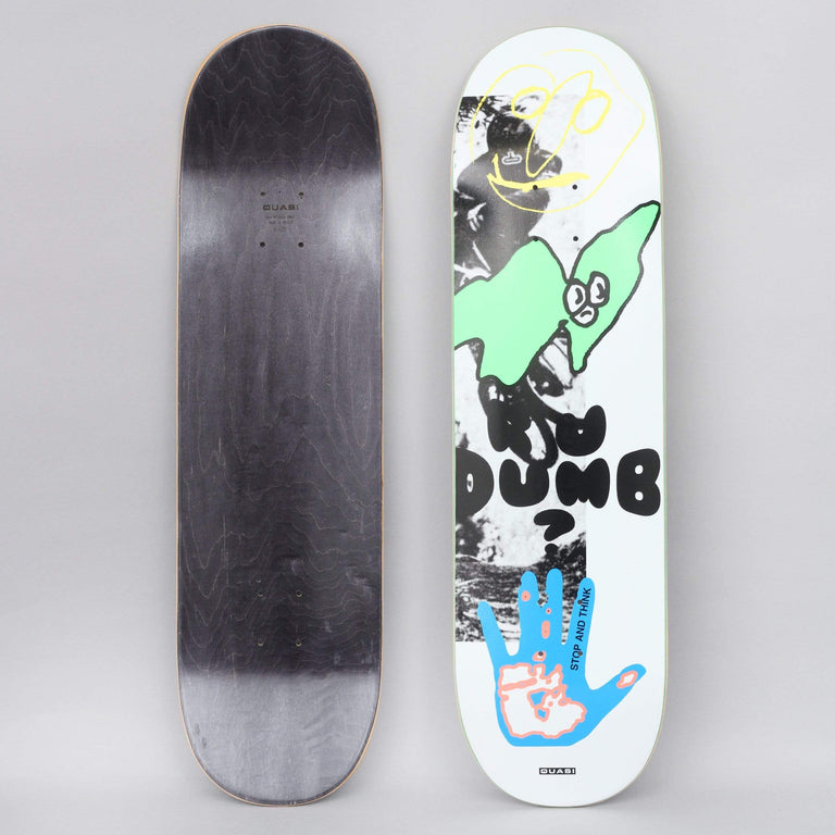Quasi 8.625 Dumb Two Skateboard Deck