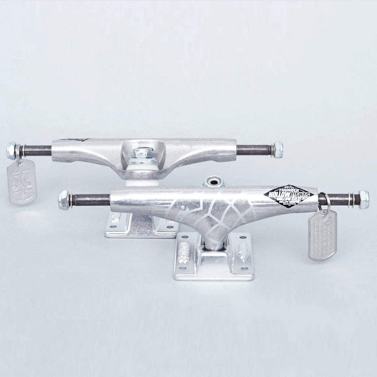 Thunder 147 High Hollow Lights Trucks Polished (Pair)
