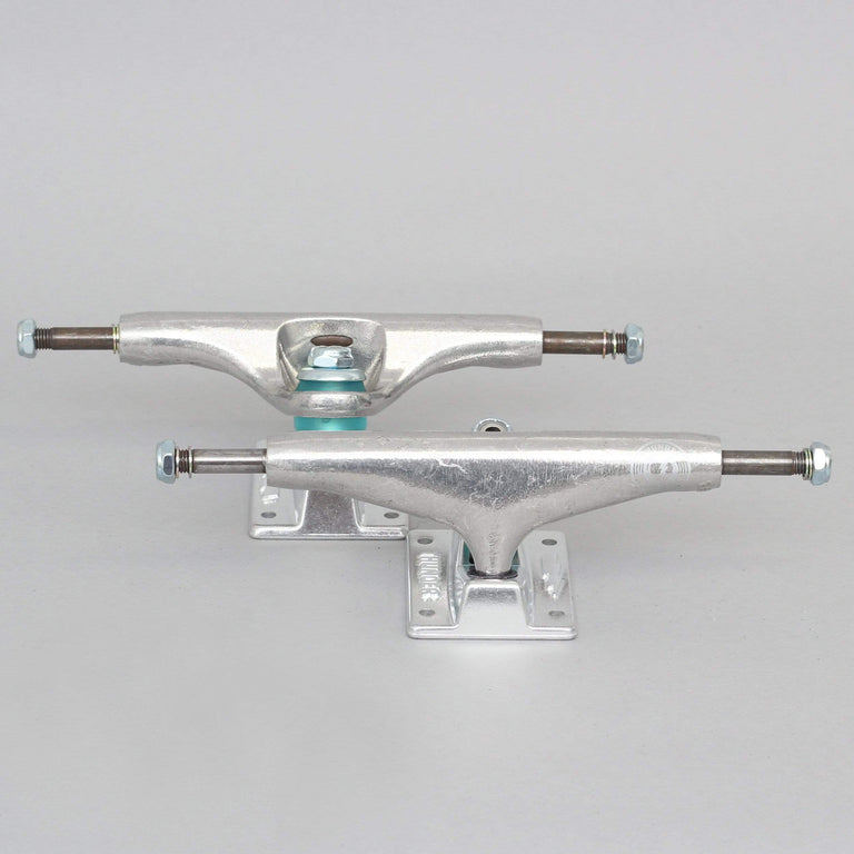 Thunder 148 High Hollow Lights II Polished Skateboard Trucks (Pair)