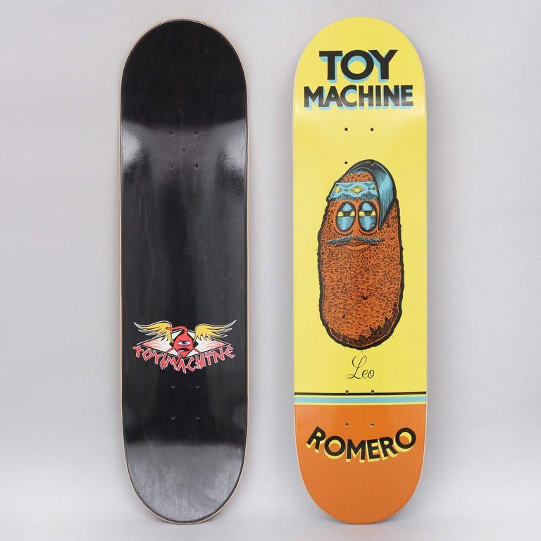 Toy Machine 8.38 Romero Pen N Ink Skateboard Deck