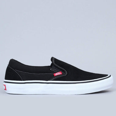 Vans Slip-On Pro Shoes Black / White / Gum