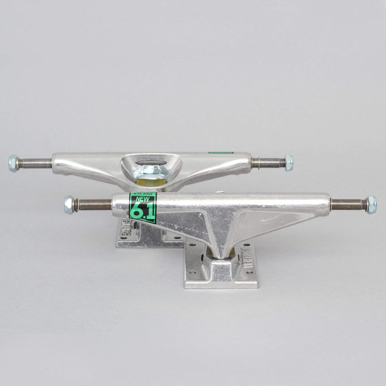 Venture 6.1 High All Polished Skateboard Trucks (Pair)