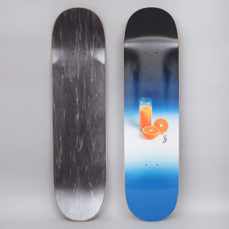 Yardsale 8.1 OJ Skateboard Deck Blue