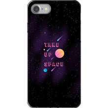 Load image into Gallery viewer, Take Up Space Phone Case-Premium Flexi Case-iPhone 7-AllGo