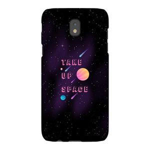 Take Up Space Phone Case-Premium Glossy Snap Case-Samsung Galaxy J5-AllGo