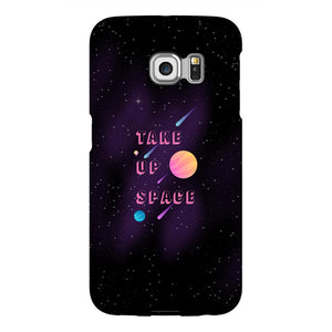 Take Up Space Phone Case-Premium Glossy Snap Case-Samsung Galaxy S6 Edge-AllGo