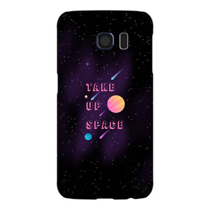 Take Up Space Phone Case-Premium Glossy Snap Case-Samsung Galaxy S6-AllGo