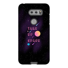 Load image into Gallery viewer, Take Up Space Phone Case-Premium Glossy Tough Case-LG V30-AllGo