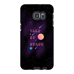 Take Up Space Phone Case-Premium Glossy Tough Case-Samsung Galaxy S6 Edge Plus-AllGo