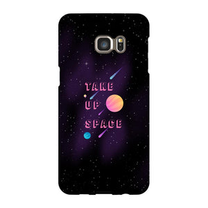 Take Up Space Phone Case-Premium Glossy Snap Case-Samsung Galaxy S6 Edge Plus-AllGo