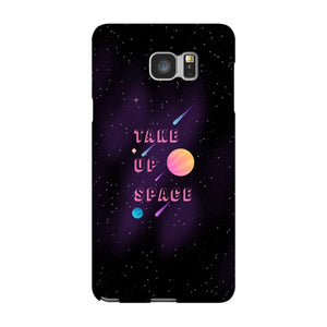 Take Up Space Phone Case-Premium Glossy Snap Case-Samsung Galaxy Note 5-AllGo