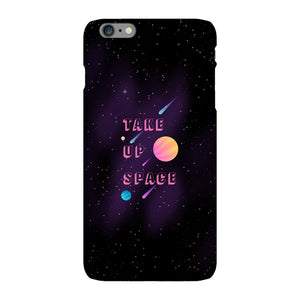 Take Up Space Phone Case-Premium Glossy Snap Case-iPhone 6 Plus-AllGo