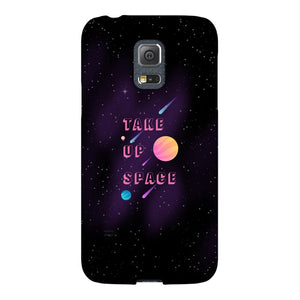 Take Up Space Phone Case-Premium Glossy Snap Case-Samsung Galaxy S5 Mini-AllGo