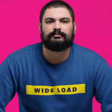 Load image into Gallery viewer, WIDELOAD Classic Fit Crewneck Sweatshirt-Sweatshirts-AllGo
