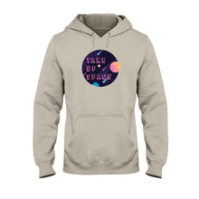 Load image into Gallery viewer, Take Up Space Classic Fit Pullover Hooded Sweatshirt-Sweatshirts-Sand-S-AllGo
