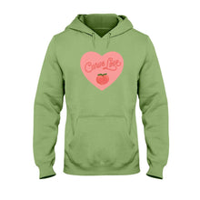 Load image into Gallery viewer, Curve Love Classic Fit Pullover Hooded Sweatshirt-Sweatshirts-Kiwi-S-AllGo
