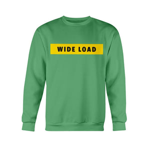 WIDELOAD Classic Fit Crewneck Sweatshirt-Sweatshirts-Irish Green-S-AllGo