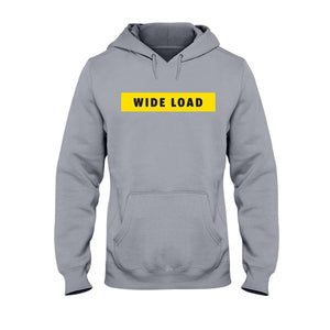 WIDELOAD Classic Fit Pullover Hooded Sweatshirt-Sweatshirts-Sports Grey-S-AllGo