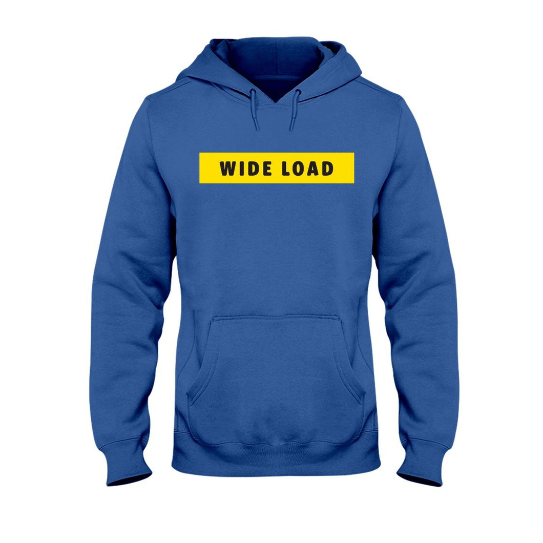WIDELOAD Classic Fit Pullover Hooded Sweatshirt-Sweatshirts-Royal Blue-S-AllGo