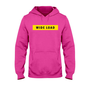 WIDELOAD Classic Fit Pullover Hooded Sweatshirt-Sweatshirts-Heliconia-S-AllGo