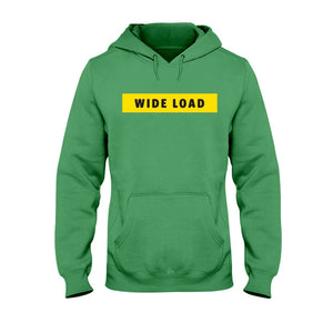 WIDELOAD Classic Fit Pullover Hooded Sweatshirt-Sweatshirts-Irish Green-S-AllGo