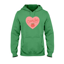 Load image into Gallery viewer, Curve Love Classic Fit Pullover Hooded Sweatshirt-Sweatshirts-Irish Green-S-AllGo