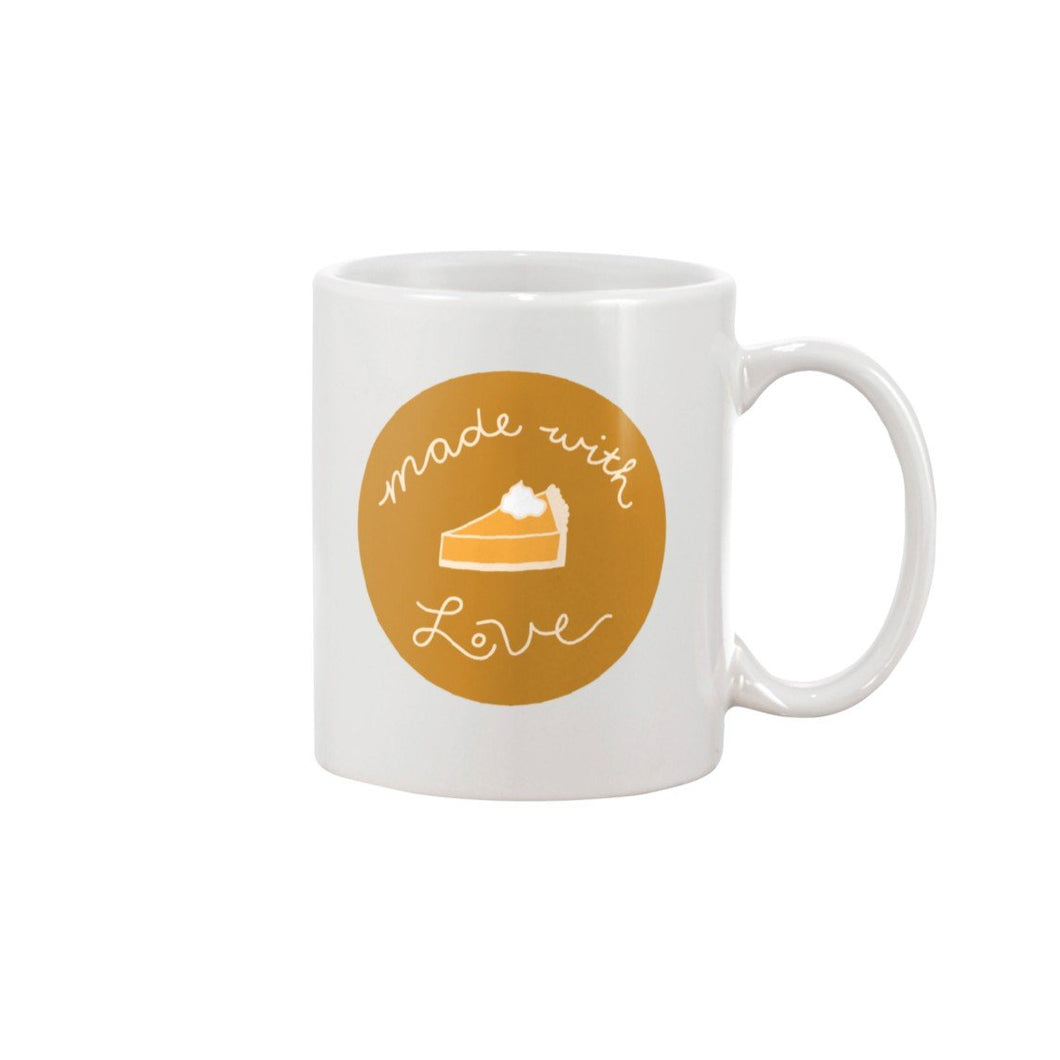 Made with Love Extra Large Mug-Mugs-White-15OZ-AllGo