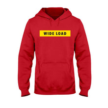 Load image into Gallery viewer, WIDELOAD Classic Fit Pullover Hooded Sweatshirt-Sweatshirts-Cherry Red-S-AllGo