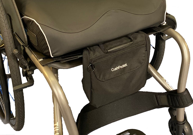 BIGGER NEW SIZE-CushPocket™ Wheelchair Seat Cushion Bag