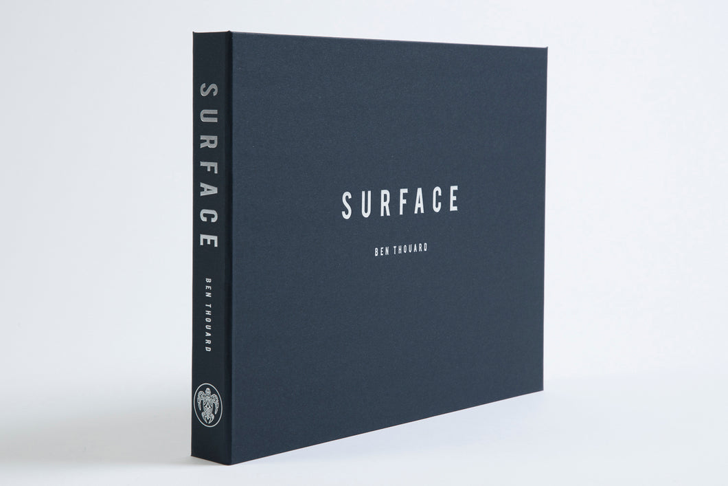 SURFACE - The Book - Limited Edition