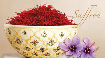 Historical uses of saffron