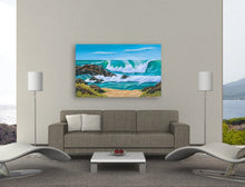 Hawaii North Shore Painting Wall Decor